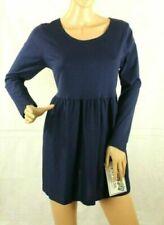 Hauts et chemises maternités bleus pour femme