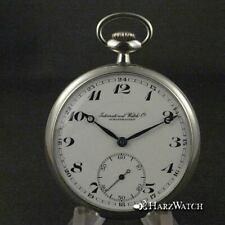 International Watch Co. Schaffhausen  Taschenuhr  C.57-18´´´H6 - 48 mm ca. 1920
