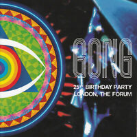 Gong - 25th Birthday Party: London, The Forum 1994 (2CD)  NEW  SPEEDYPOST