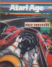 Atari Age Magazine Vol. 2 # 2 - Namco Pole Position, retro gaming, 2600, 5200