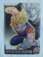 JAPAN DRAGONBALL x  MORINAGA Sushuu Card Super Saiyan VEGITO DXMT-06-566