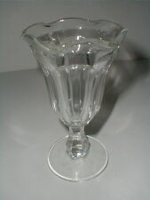Depression Glass TULIP Ice Cream Parlor Soda Fountain Sundae Dish/s