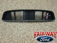 2013 thru 2014 Mustang OEM Genuine Ford Billet Style CS Grille Grill w/ Emblem