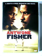 Dvd Antwone Fisher di Denzel Washington 2002 Usato