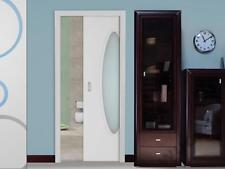 Single sliding Pocket Door System 100 kg 125 mm