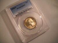 1948-S Washington Silver Quarter PCGS MS67, Light Toning Obverse, Key Date