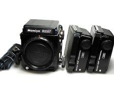 Mamiya RZ67 Pro + Filmback