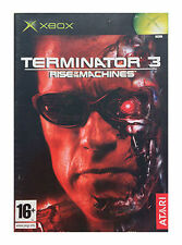 Terminator 3: Rise of the Machines (Microsoft Xbox, 2003)