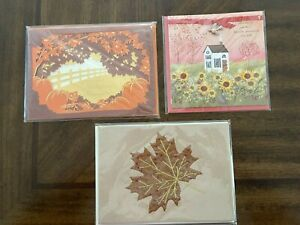 Papyrus Happy Thanksgiving Day Cards  (set of 3) retails $26