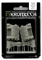 Kromlech KRVB040 Legionary Assault Tank Sponsons Heavy Flamers (Conversion Bits)