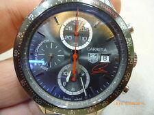 Tag Heuer Carrera Calibre 16 Lewis Hamilton Limited Edition auto chronograph