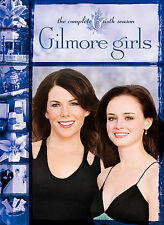 GILMORE GIRLS: The Complete SIXTH Season [DVD, 2006, 6-Disc Set] ~ A Must!