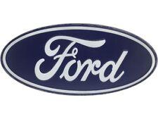 Ford Logo 3D geprägtes Stahlschild YU00011 50x23 cm