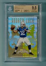 Andrew Luck 2013 PANINI Crusade oro / 25 Colts BGS 9.5 GEM MENTA