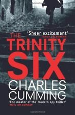 The Trinity Six,Cumming, Charles,Good Book mon0000089574