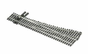 Peco SL-8352 Code 83 #5 Left Hand Turnout (Insulfrog) - HO Scale
