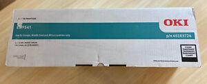 OKI ES9541 Pro9541 p / n 45103724 clear transparent NEW GENUINE image drum