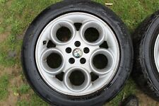 Alfa Romeo 156 teledial alloy wheel