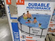 "Bestway Steel Pro Max 15' x 42"" Swimming Pool Set with 1,000 Gph Filter Pump"