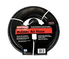Craftsman 50ft 300 Psi Rubber Air Hose 3/8in Internal Diameter Usa