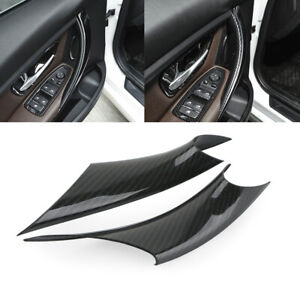 2x Inner Door Handle Cover Protect Case For BMW 3 4 Series F30 F35