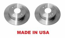 Rear Brake Rotors For 95-98  Acura TL 2.5L PAIR MADE IN USA
