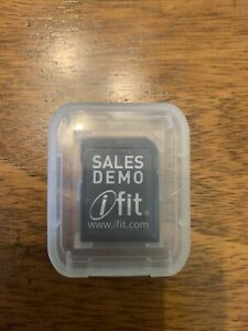 iFit Sales Demo Treadmill Workout Program SD Card *Tested*