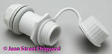 Igloo 9685 Replacement Threaded Drain Plug Size 72,94,128,162 QT Hose Attachment