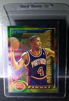 1993-94 Topps Finest Joe Dumars #199 Basketball Card