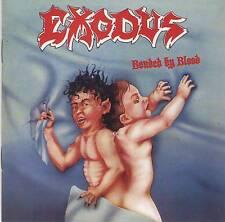 EXODUS - BONDED BY BLOOD (1985/2004) (+2 Bonus) =RARE CD= Jewel Case+FREE GIFT