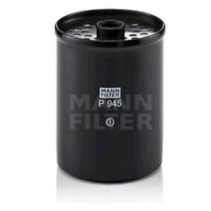 Mann P945x Fuel Filter Element 112mm Height 84mm Outer Diameter Service