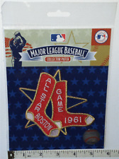1961 ALL STAR GAME MLB BASEBALL BOSTON RED SOX OFFICIAL EMBLEM PATCH MIP