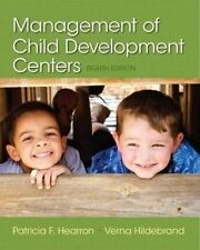 USED (GD) Management of Child Development Centers with Enhanced Pearson eText --