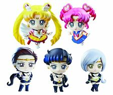 Sailor Moon Sailor Starlights Petit Chara Figure (Set of 5) MegaHouse