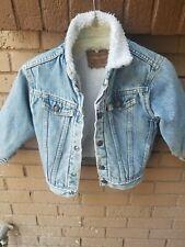 vintage boys denim jacket size 6