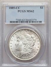 1885-CC Morgan Dollar PCGS MS62 Carson City