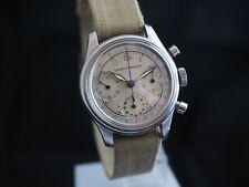 Girard Perregaux Valjoux 72 vintage chronograph