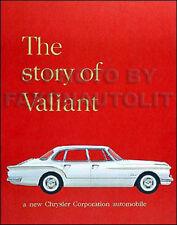 1960 Plymouth Valiant Prestige Sales Catalog 60