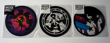 "Muse 3 Rare 7"" Vinyl Picture Discs - Starlight / Super Massive B Hole / Cydonia"