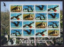 Nauru - WWF.Birds. - stamps - MNH** AA1