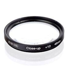 46mm Macro Close-Up +10 Close Up Filter for All DSLR digital cameras 46MM LENS