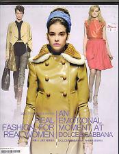 IN FASHION Magazine 2010-2011 Autumn & Winter MILAN SAO POLO COLLECTIONS #42