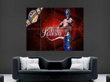 WWE WRESTLING USA KALISTO sport mur Poster Art Photo Impression Grand énorme