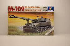 CHAR M-109 SELF PROPELLED GUN E4/G/A1/A2 ITALERI 1/35 NEUF EN BOITE