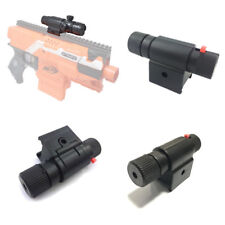 1Pc Mini Red Dot Sight Toy for Worker Picatinny Rail Mount Nerf Modify Toy 2.2cm