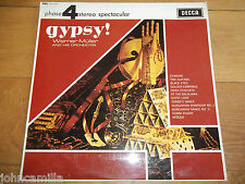 WERNER MULLER AND HIS ORCHESTRA - GYPSY! - LP/VINYL - DECCA - PFS 4105 - PHASE 4