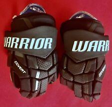 "Warrior Covert Junior Qrl3 12"" Phantom Lightweight Protection Blck Hockey Gloves"