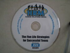 The Five Life Strategies for Successful Teens DVD