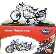 Schuco 3386602 Suzuki 1 Motorrad aus Display
