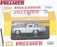 Vollmer Cars H0 41655 Mercedes-Benz 300 SL silber - NEU + OVP